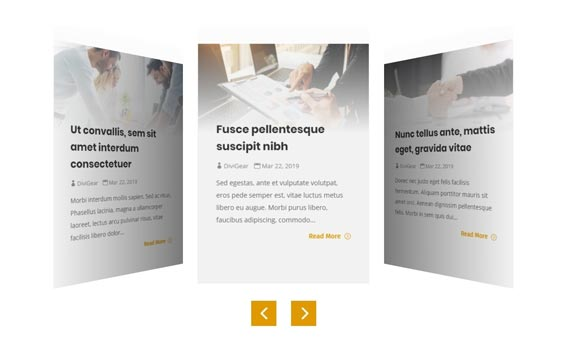 divi post slider