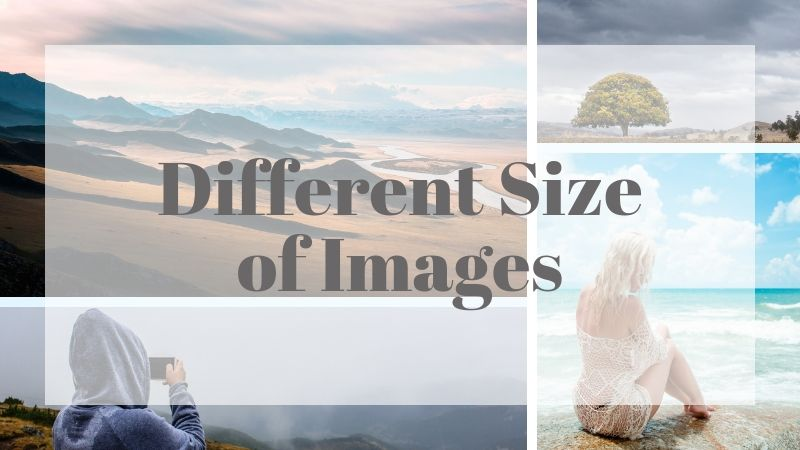 Different Size of Images